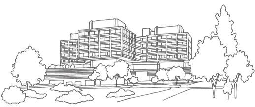 Stanford hospital sketch
