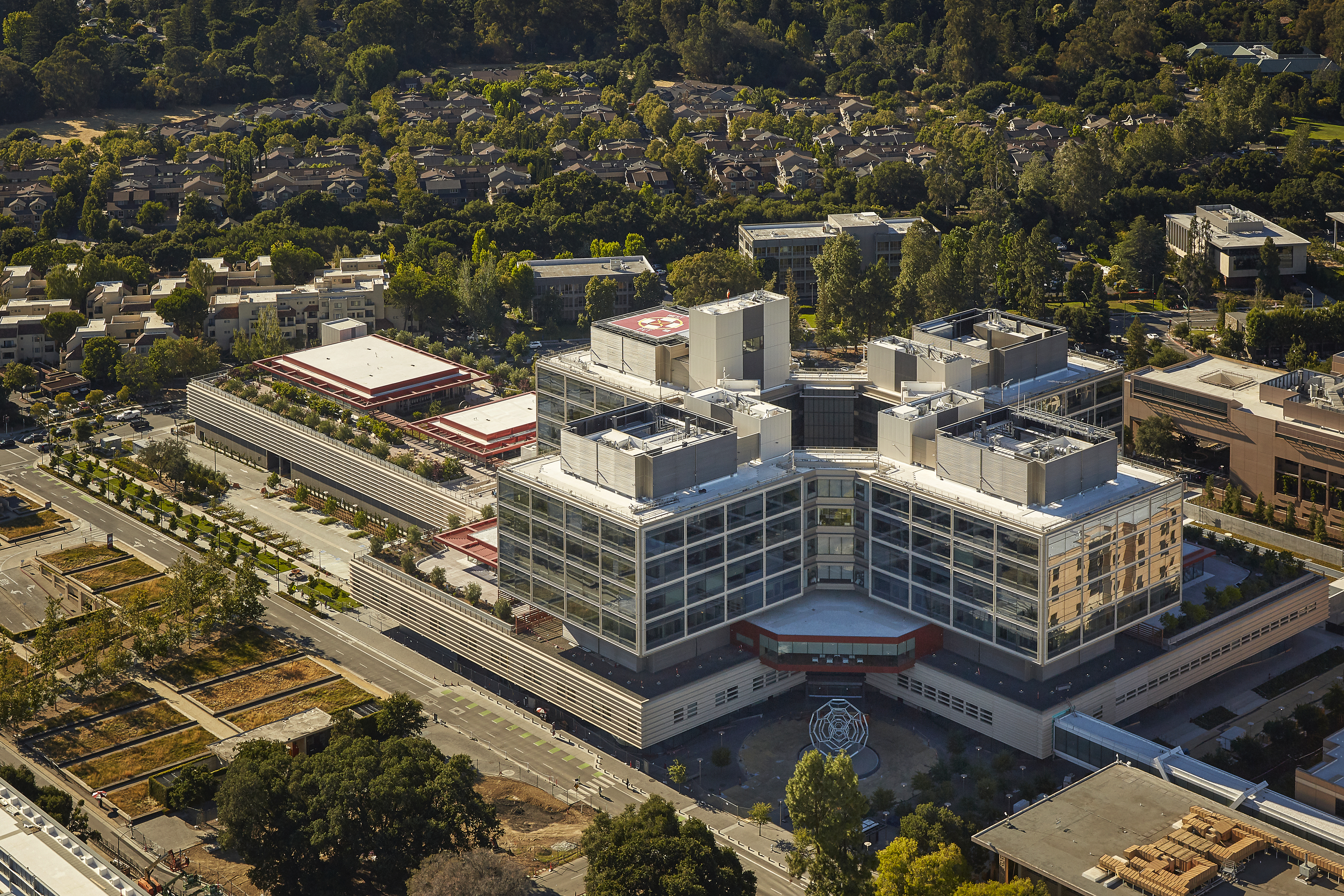 NSH Aerial View _ Photo Credit_ Will Pryce